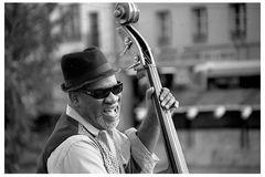 Jazzman in Paris