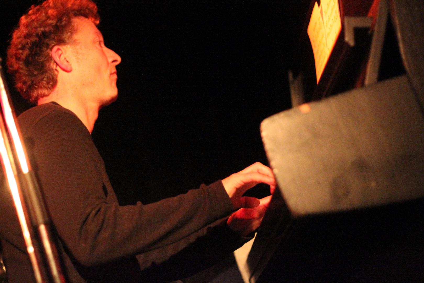 JAZZTAGE 2010 Stuttgart - Uli Möck -Trio ARSIS - Foto EXPO  Merlin