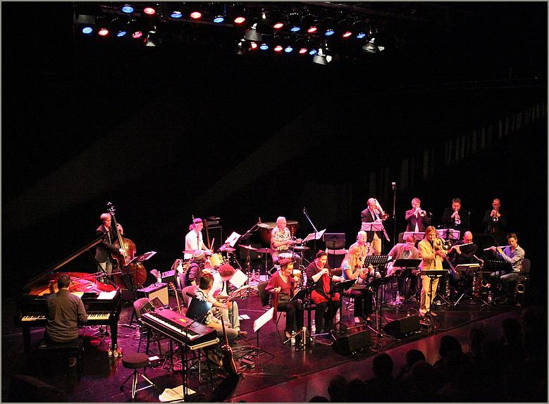 JAZZTAGE 2012 Stuttgart Jazz@Large Theaterhaus + 35 FOTOS