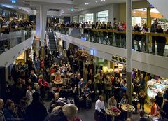Jazztage Dresden 2009 Auftakt.