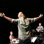 Jazztage Stgt 7/2016 Dirigent Fickelscher