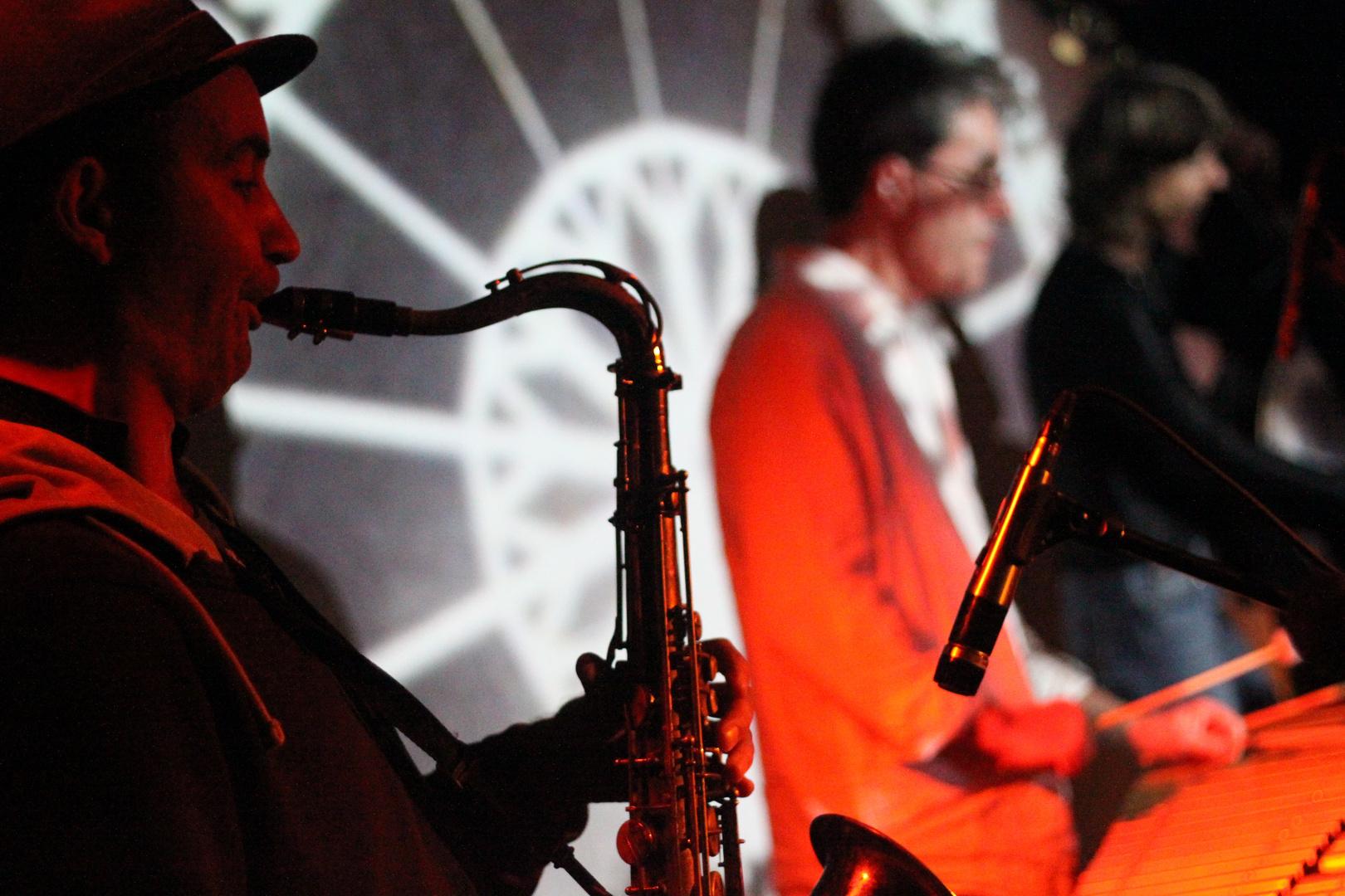 JAZZTAGE Stuttgart 2010 Wolfgang Fuhr +Band
