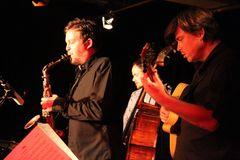 JAZZTAGE Stuttgart  Merlin - Joachim Staudt Quartett +3Fotos