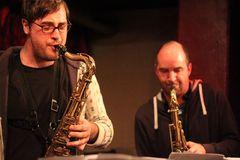 JAZZTAGE Stuttgart Nov 2010 - OPENING Konzert KUHN FUHR