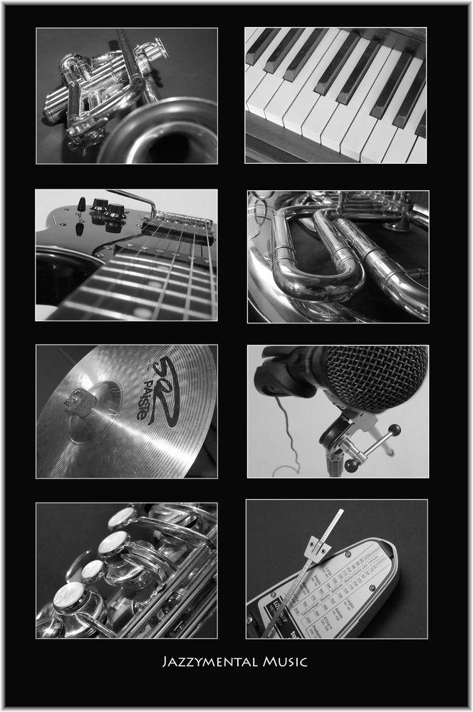 Jazzymental Music