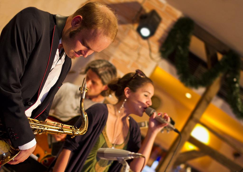Jazzymotion im Goldenen Fass