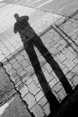 je ne suis qu'une ombre