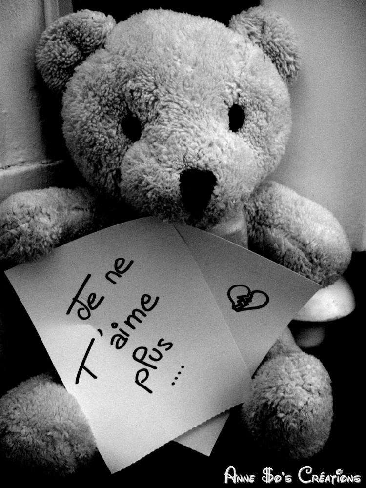 Je ne t'aime plus