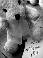 Je ne t'aime plus .... Mais je t'aime encore ....