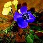 Je suis fleur bleue