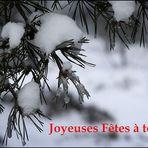 Je vous souhaite à tous un Joyeux Noël.....