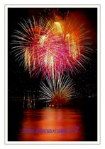 je vous souhaites une bonne et heureuse année 2011