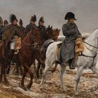 Jean-Louis-Ernest Meissonier - La campagne de France, 1814