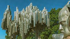 Jean Sibelius Denkmal