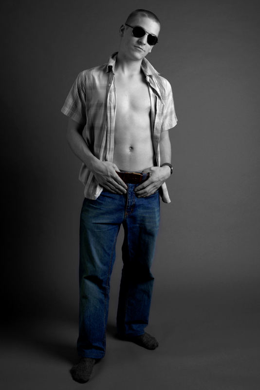 Jeans-Boy