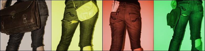 Jeans mal anders- 2
