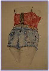 Jeans-Werbung die 2te