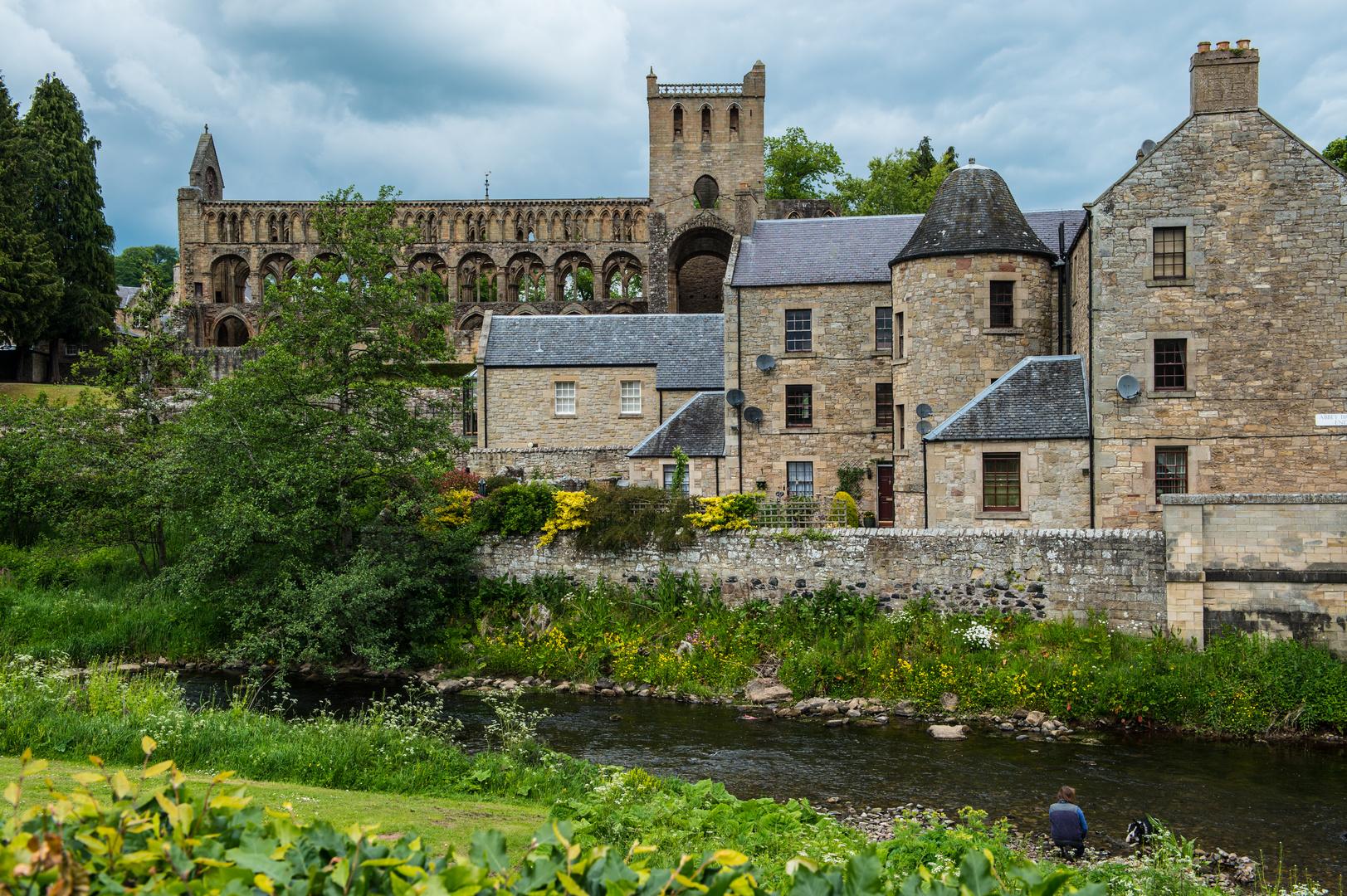 Jedburgh Abbey, Schottland