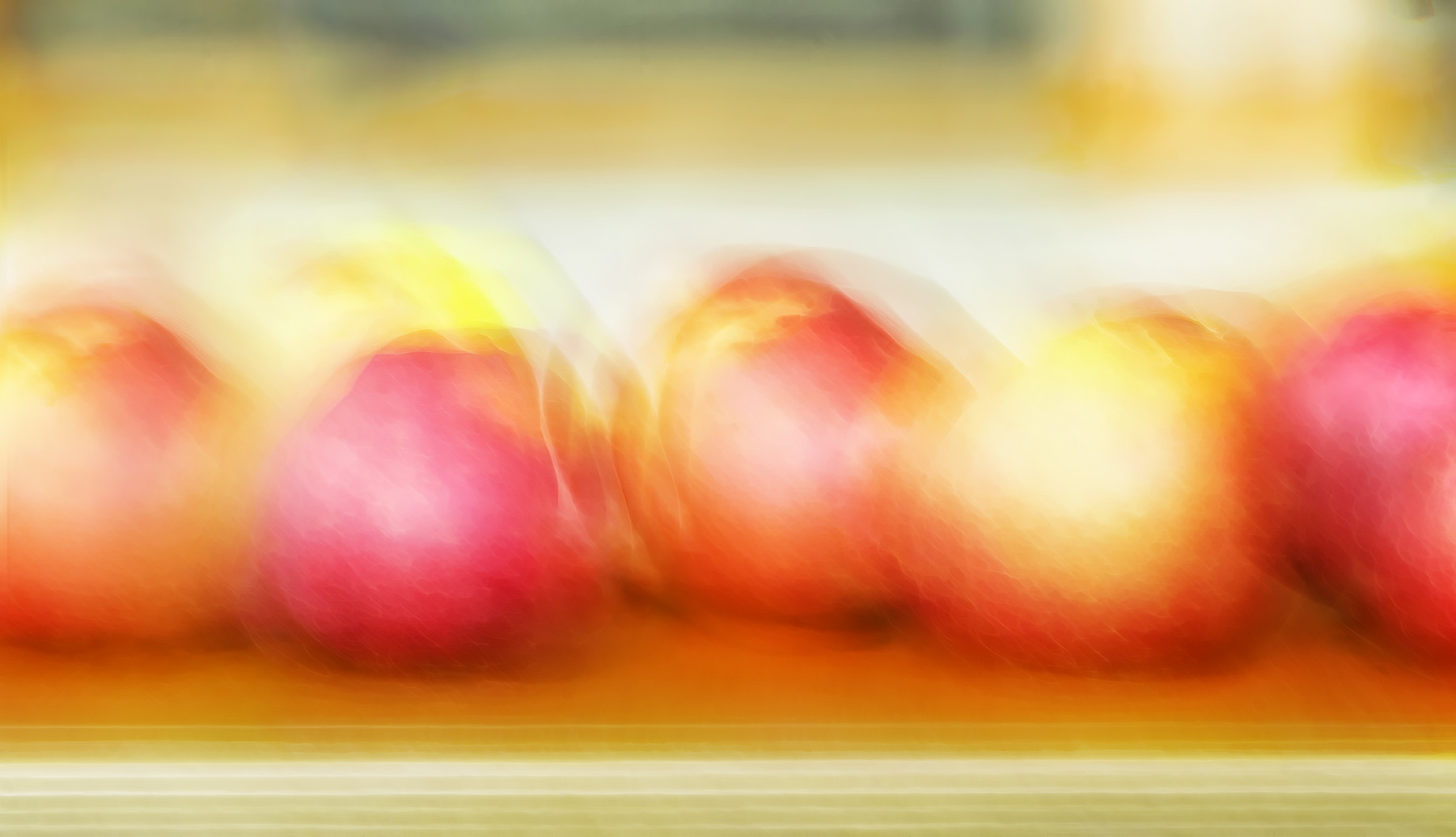 jede menge äpfel in meinem garten ...