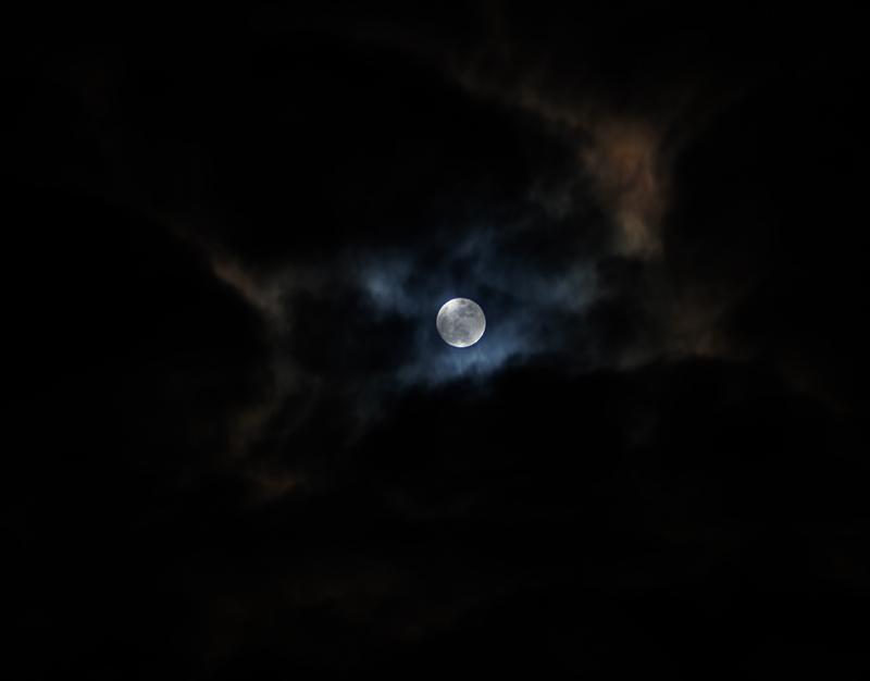 Jede Nacht ...