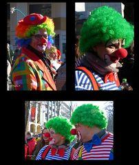 Jeder Clown is ne andere Jeck