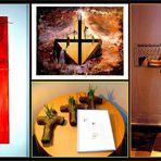 Jeder hat sein Kreuz zu tragen . . .