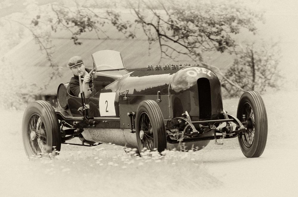 Jeder Popel fährt `nen Opel
