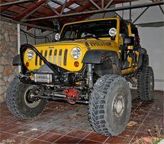 Jeep-EVOLUTION