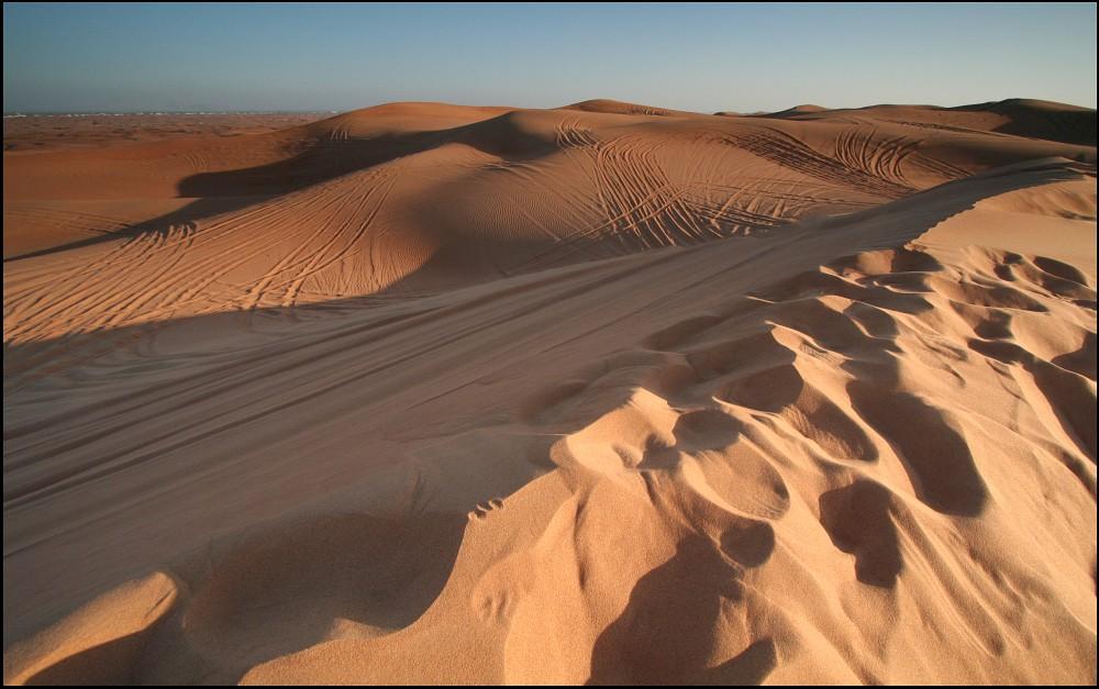 Jeep-Tour in die Wüste II