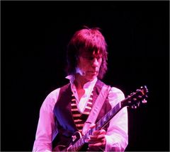 Jeff Beck live in Berlin - for your soul