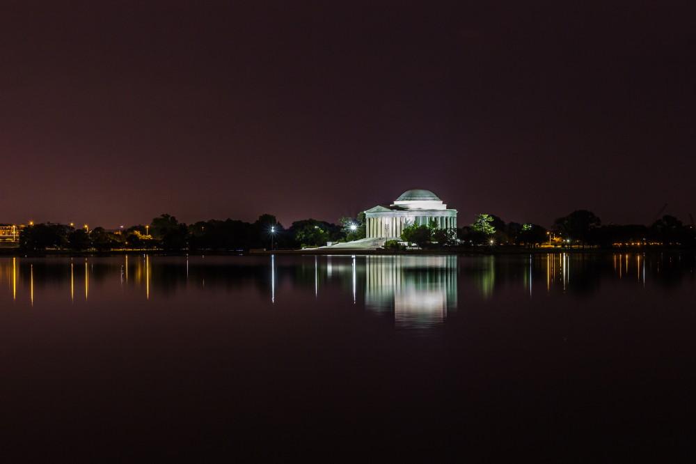 -- Jefferson Memorial --