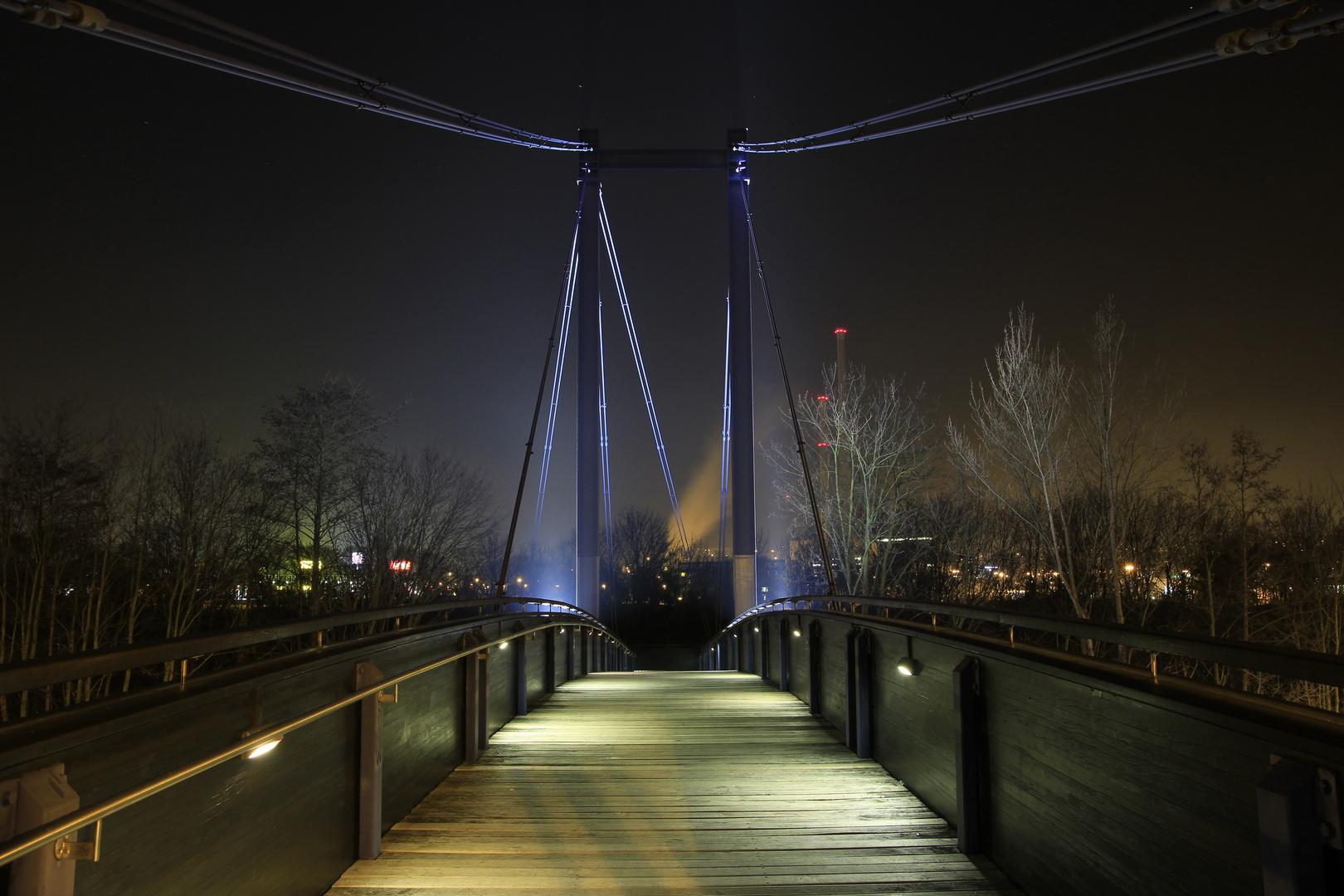 Jena bei Nacht 1