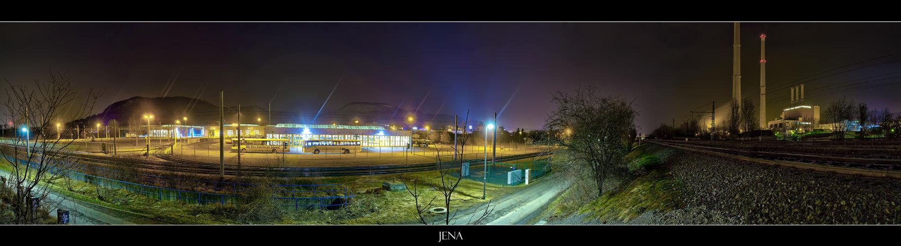 Jena bei Nacht III