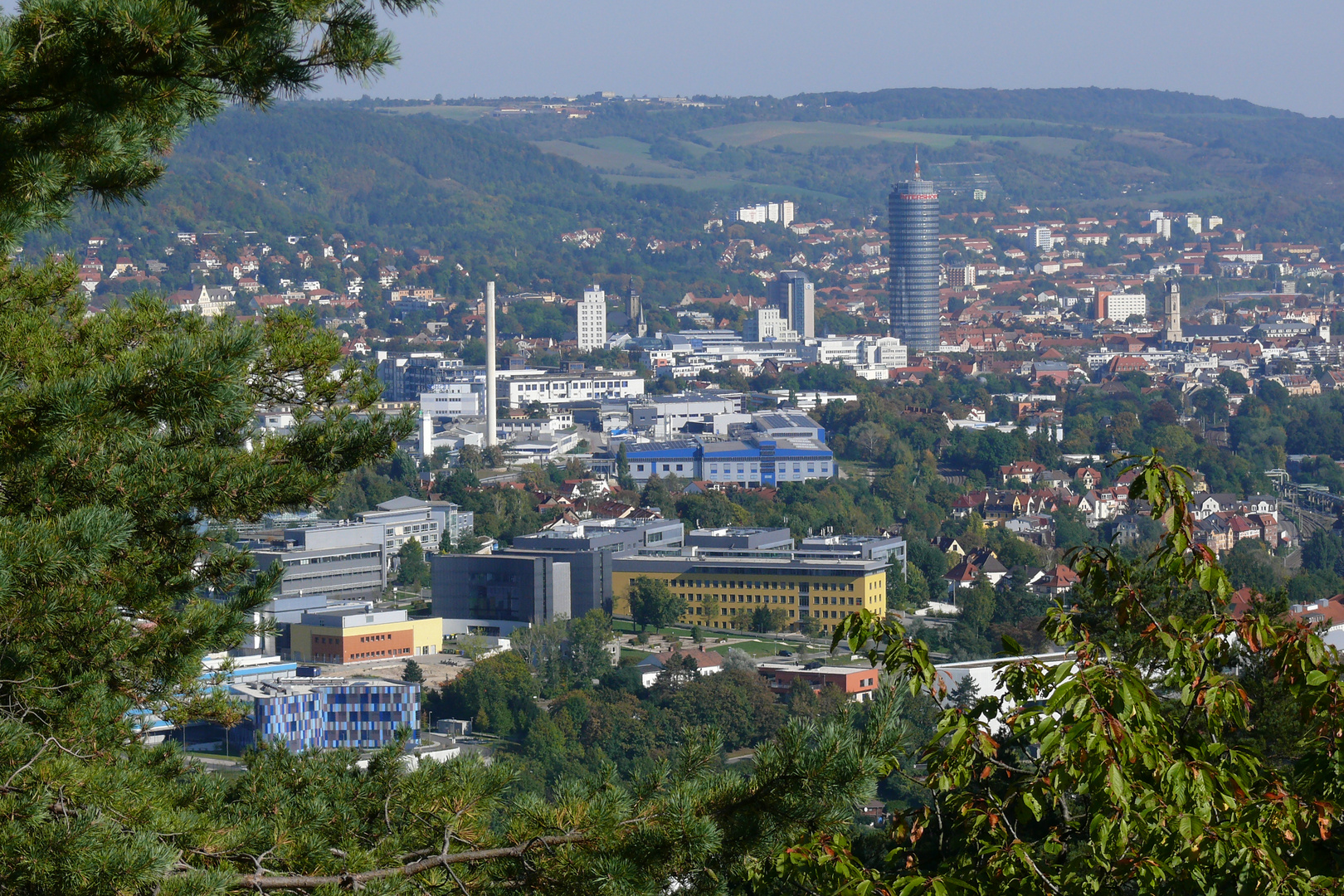Jena-Beutenbergcampus