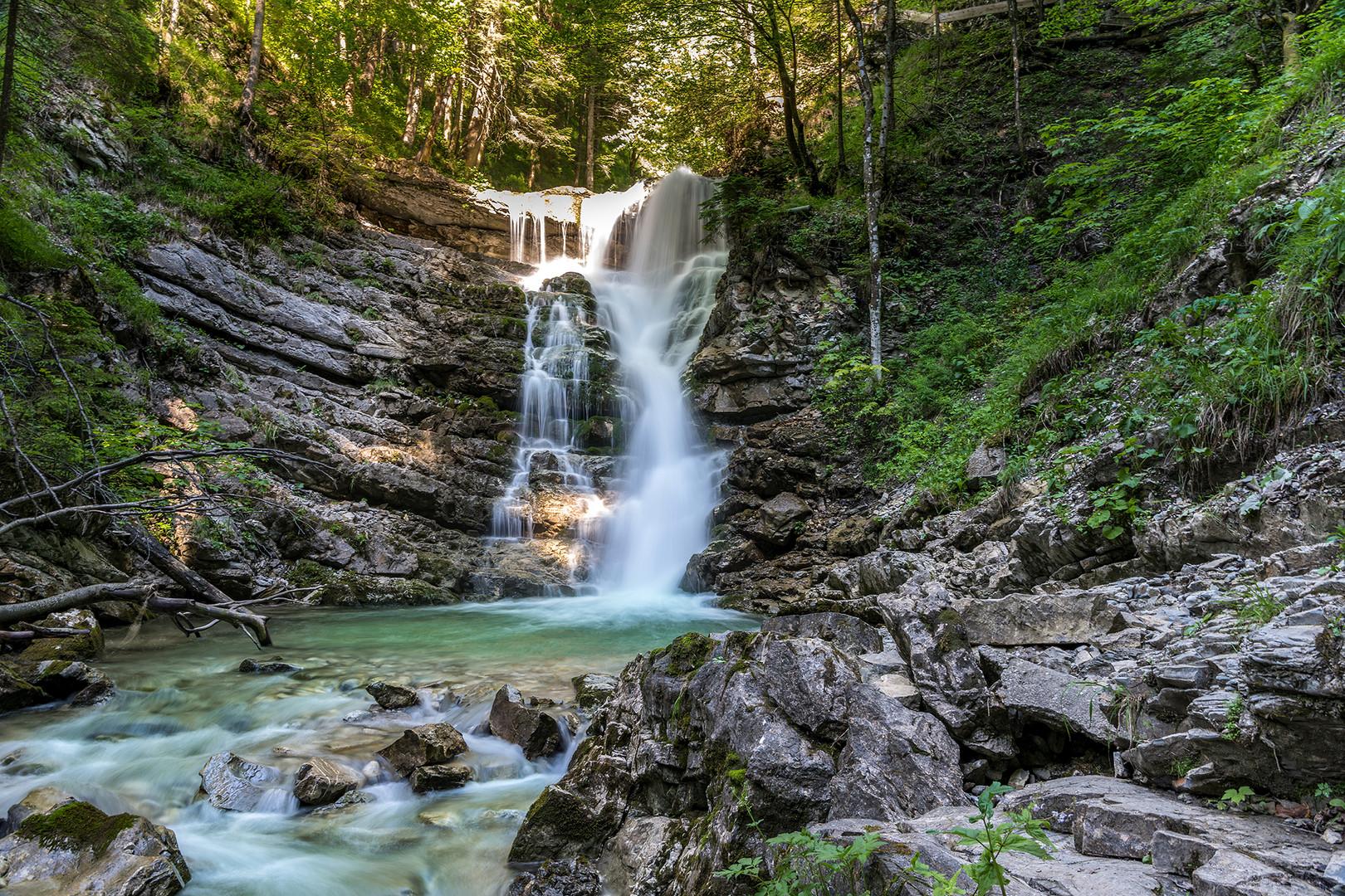 Jenbach Wasserfall - Bad Feilnbach