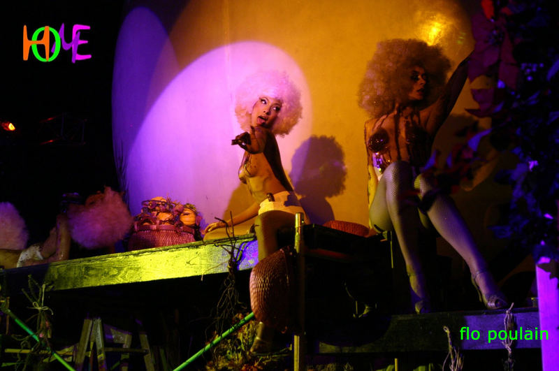 "jennifer libran & sarah murphy in ""CARAMELO CHOCOLATE"" house of mercado entertainment (HOME)"