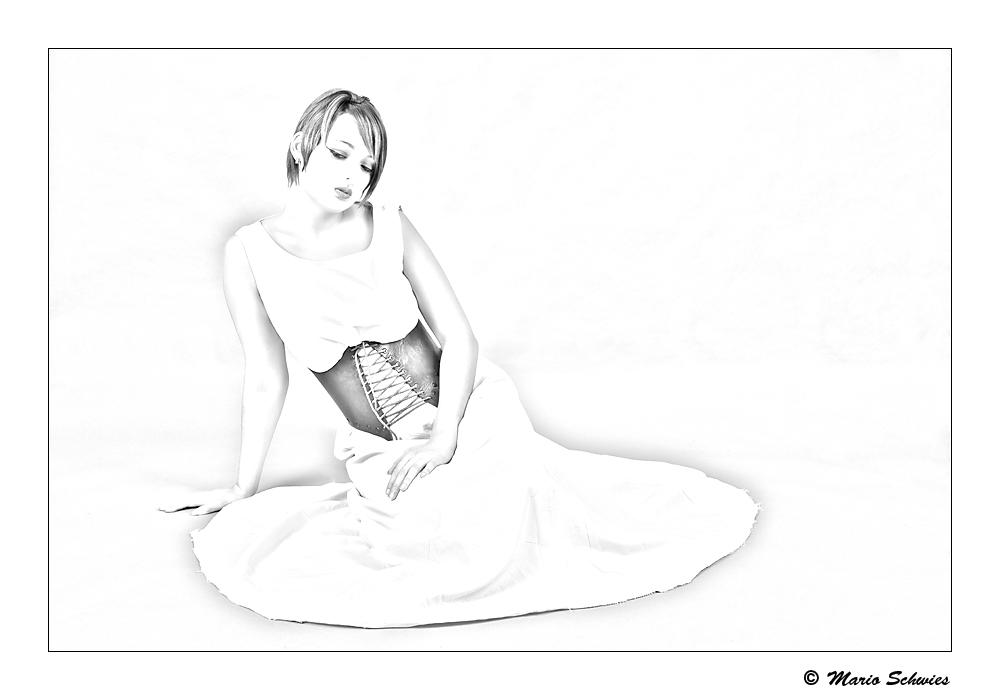 Jenny im Studio -2-