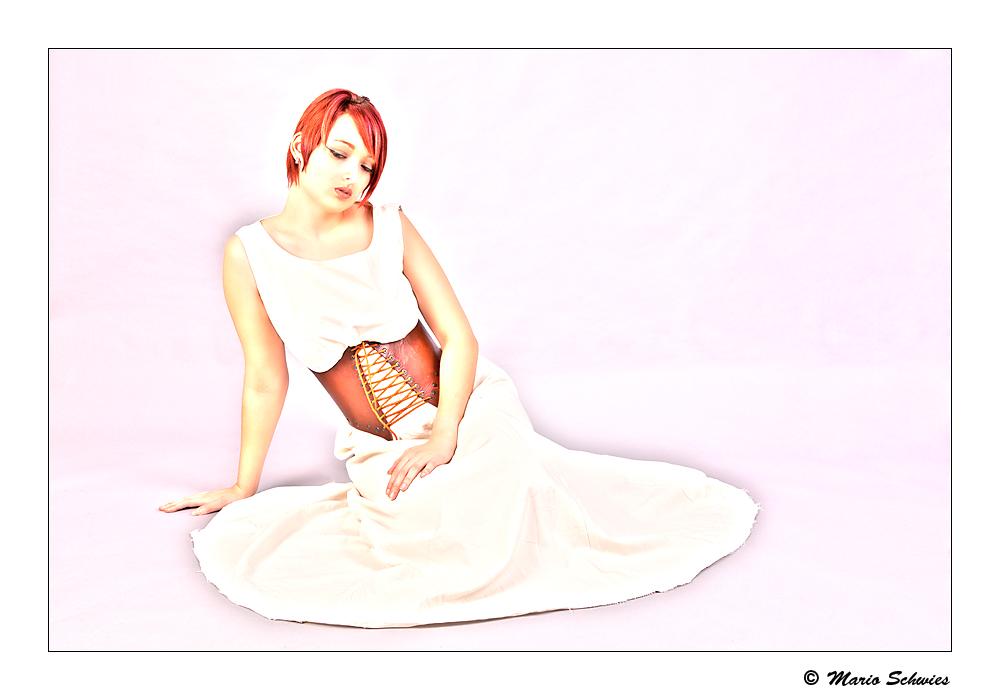 Jenny im Studio -3-