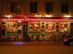Jernbane Cafeen