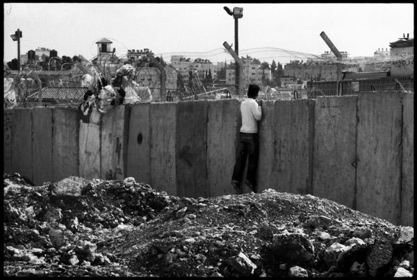 Jérusalem, le mur... 2