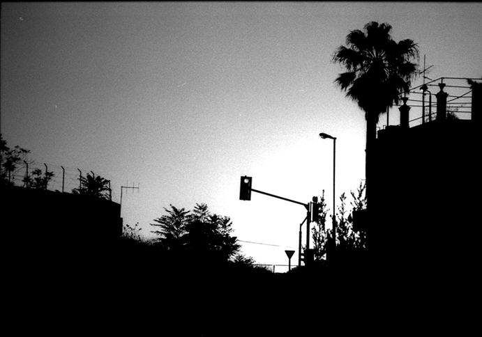 Jerusalem Nightfall