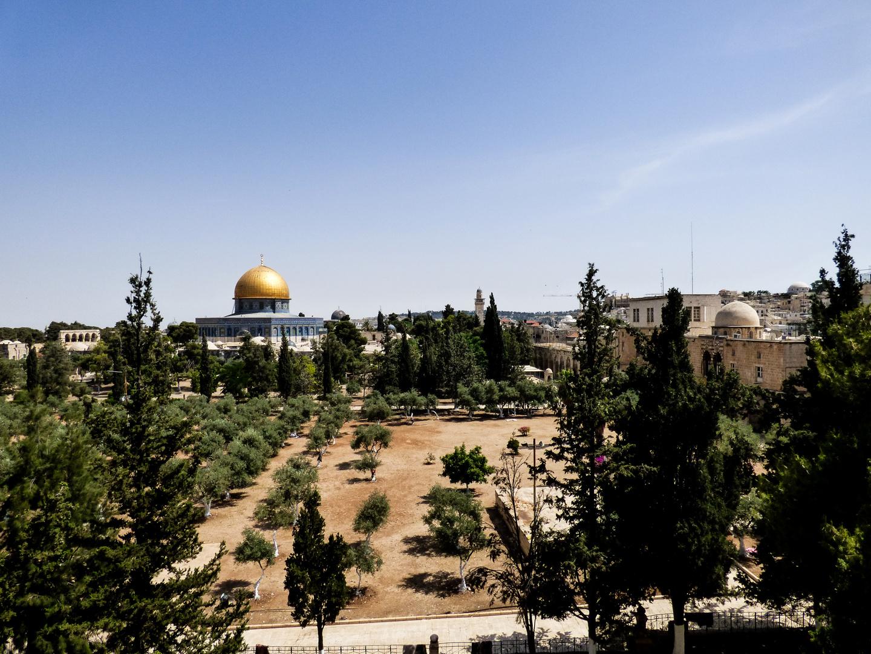 Jerusalen eterna