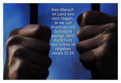 Jesaja 33,24