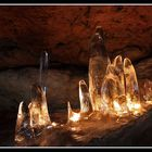 Jeskyne víl - Die Feenhöhle