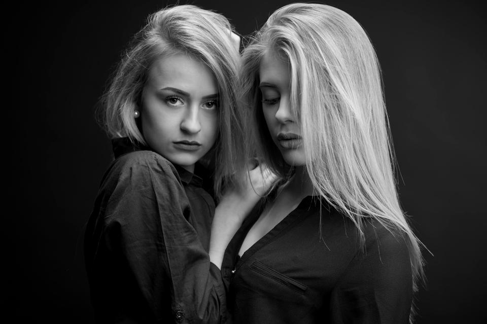 Jessi und Lisa