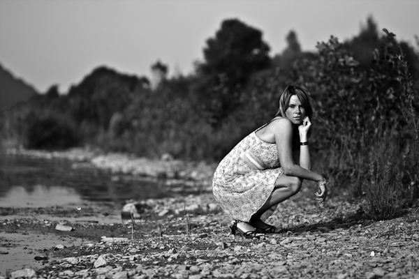 Jessica - Godelheimer Seen