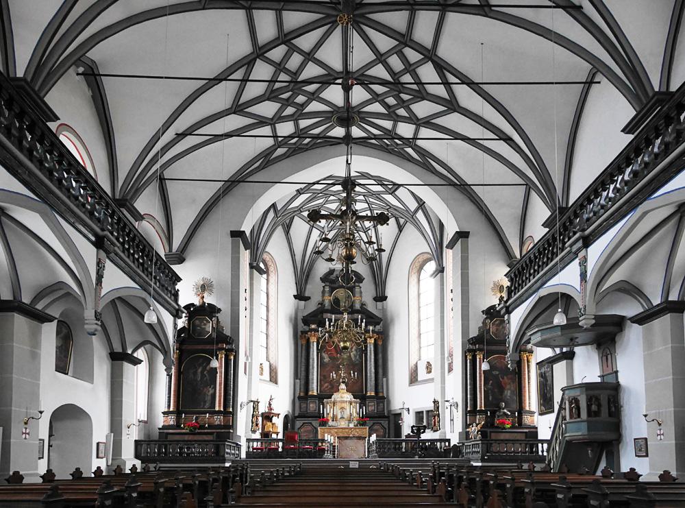 Jesuitenkirche, Bad Münstereifel