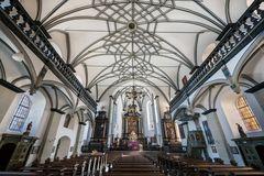 Jesuitenkirche in Bad Münstereifel am Markt