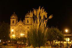 Jesuitenkirche in Cusco