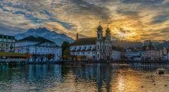 Jesuitenkirche - Luzern